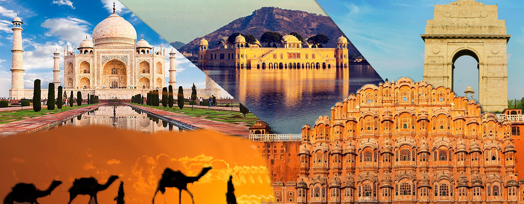 Car Rental For Golden Triangle Tour