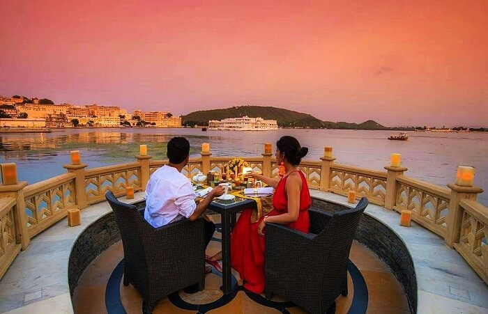Best Honeymoon Destinations in India. Udaipur